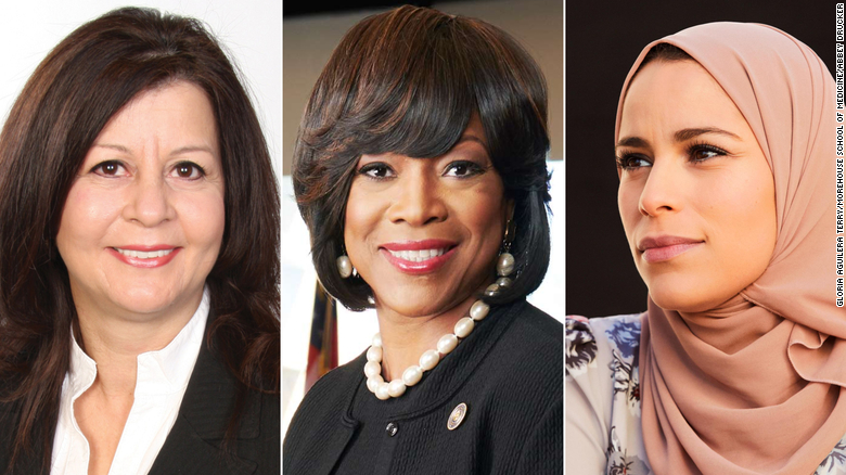 Women leaders you should know and the causes they champion
