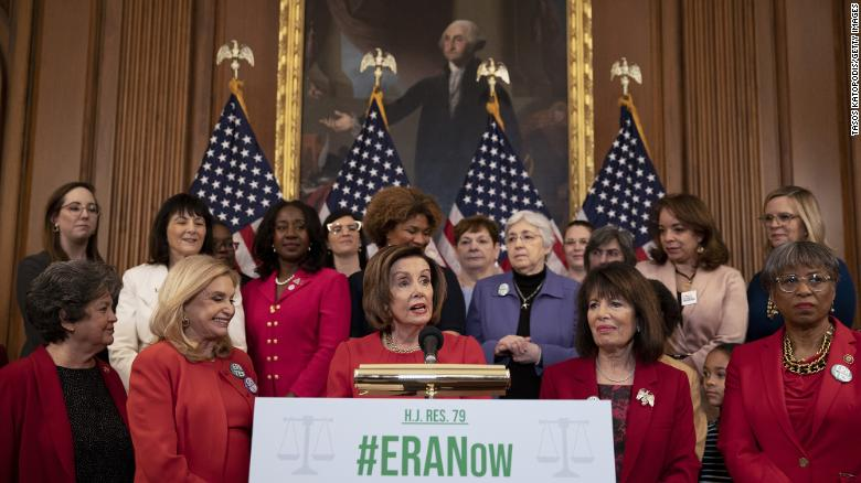 House to vote on joint resolution to remove ERA deadline
