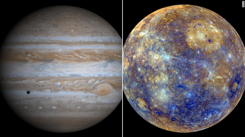 See Jupiter and Mercury align in the sky and an asteroid flyby this weekend