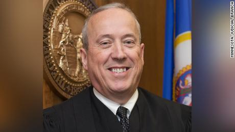 Hennepin County Judge Peter Cahill presided over Derek Chauvin's case.