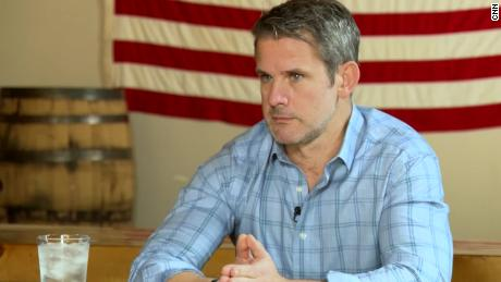 Kinzinger is on a mission to save the Republican Party. The question is whether the party wants saving
