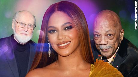 Grammy's history makers still golden