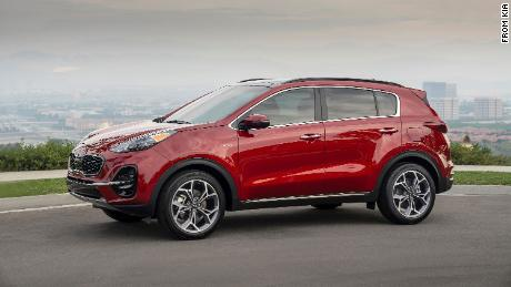 Kia is recalling some Sportage models because of an electronics issue that could spark a fire.