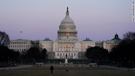Fortress DC: Frustration mounts as lawmakers wrestle with unending Capitol security