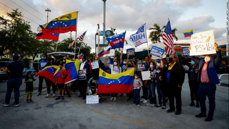 To help Venezuelans, Biden can go beyond granting temporary immigration status