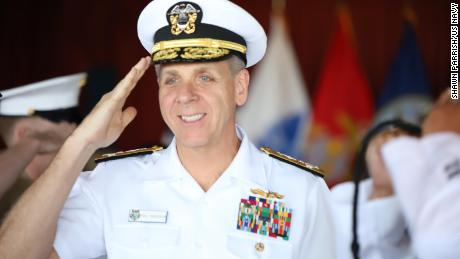 China building offensive, aggressive military, top US Pacific commander says