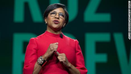 Rosalind Brewer officially takes the helm at Walgreens, becoming the only Black woman Fortune 500 CEO