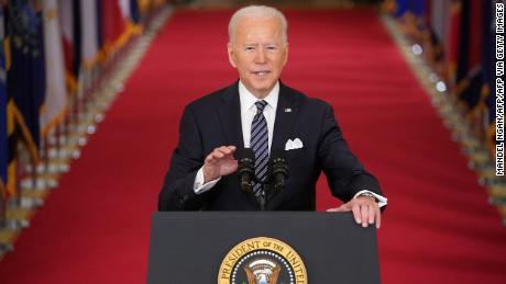 Joe Biden's 'broken places'