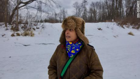 Winona LaDuke says she is undeterred by being arrested while protesting Enbridge Line 3.