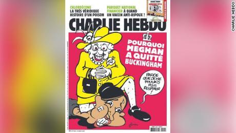 کارٹون ہفتے کو شائع ہوا تھا۔