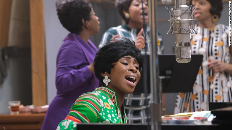 'Genius: Aretha' earns its respect with Cynthia Erivo's showstopping role