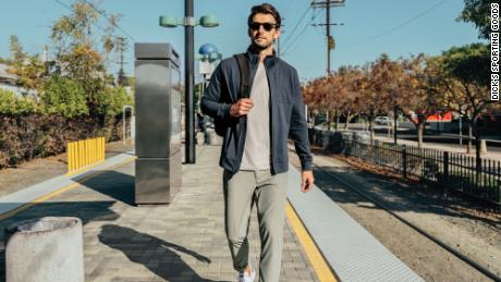 """Dick's Sporting Goods is trying to win the """"modern active man who lives life-on-the-go"""" with a new clothing line."""