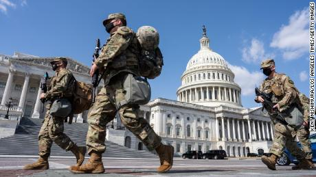 Washington Post: Army memo initially considered denying DC's request for National Guard ahead of January 6