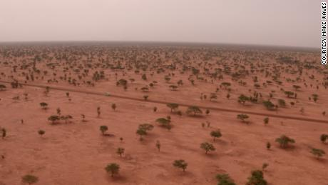 Climate change could increase political instability in the already fragile Sahel region.
