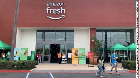 Amazon's grocery chain is growing. It isn't Whole Foods