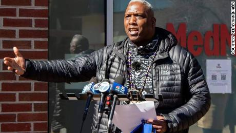 Kevin Brown is a founding organizer of Evanston Rejects Racist Reparations. The group challenges Evanston City Council's prospective reparations policies.