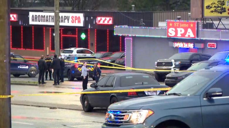Mass Shooting at Georgia Asian Massage Parlors Leaves 8 Dead, Suspect Arrested
