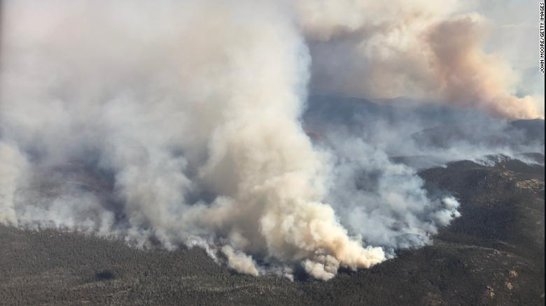 Australia's wildfires released as much smoke as a massive volcanic eruption, 研究发现