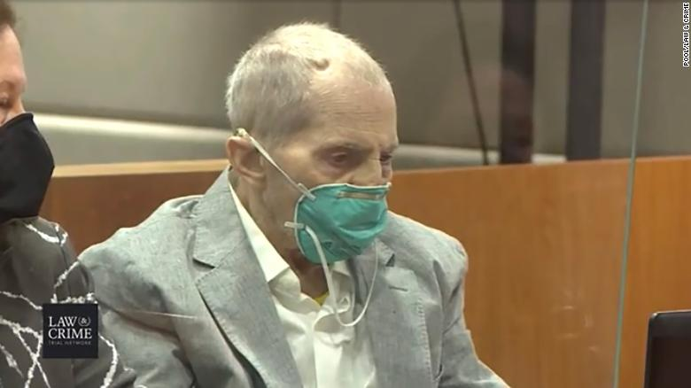 Robert Durst's murder trial will resume on May 17 로스 앤젤레스
