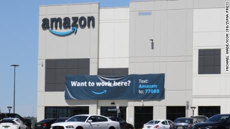 Amazon warehouse worker testifies to Senate: 'My workday feels like a 9-hour intense workout every day'
