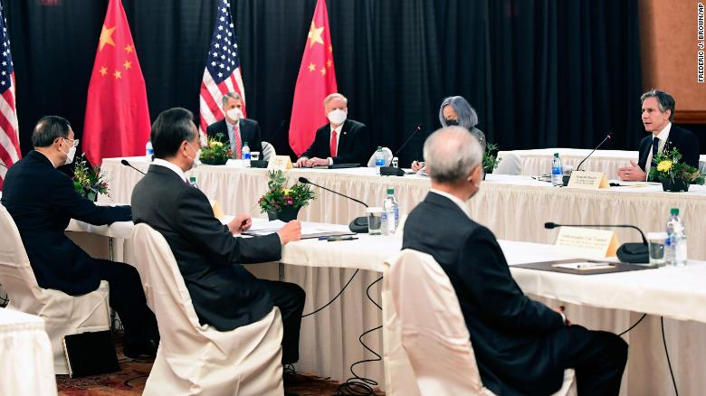 Extraordinary diplomatic clash signals tough times ahead for the US and China