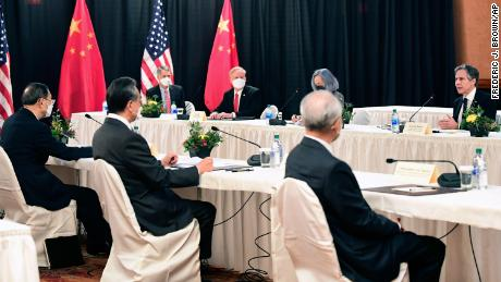 Blinken and Sullivan finish 'tough and direct' talks with Chinese officials