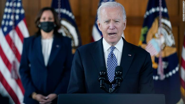 What to watch for at Biden's first presidential news conference