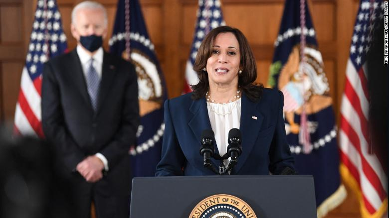 Biden assigning Harris to lead diplomatic efforts in Central America to address immigration