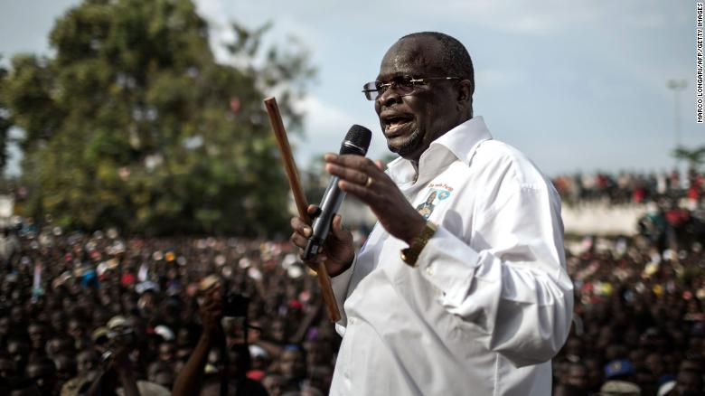 Republic of Congo opposition candidate dies from Covid-19 complications a day after election