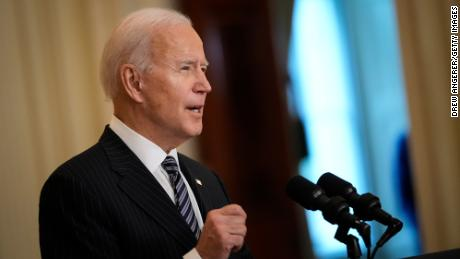 President Joe Biden aims to prevent border crossings from swamping agenda