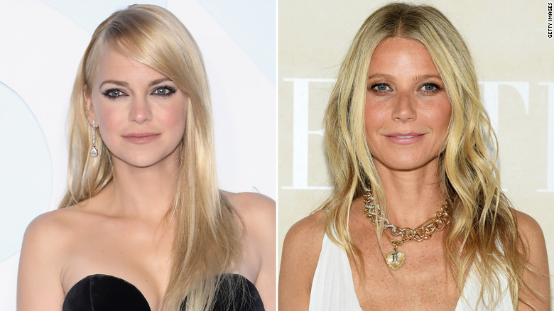 Anna Faris and Gwyneth Paltrow talk about their divorces