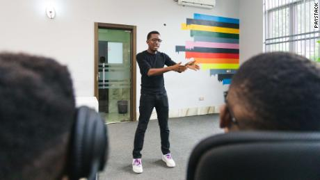 Akinlade started Paystack in Lagos, and the company was acquired by US-based Stripe in 2020.