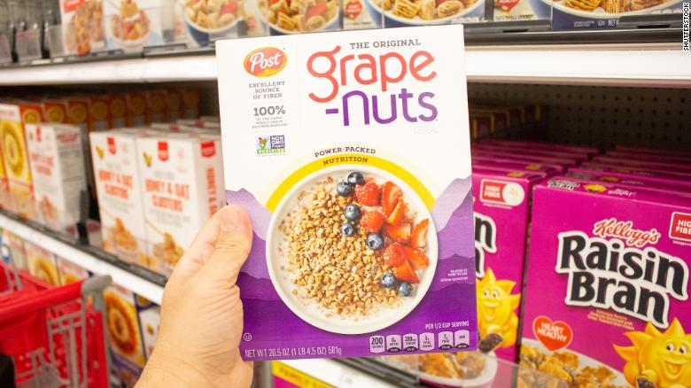The Grape-Nuts shortage is over. 现在, the brand is offering to pay back its most fervent fans