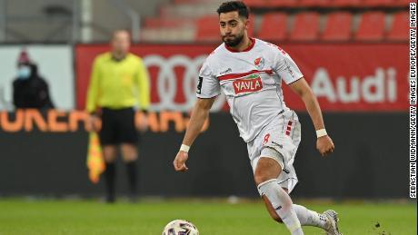 Turkish-born German Ünal Tosun is Türkgücü's longest-serving player