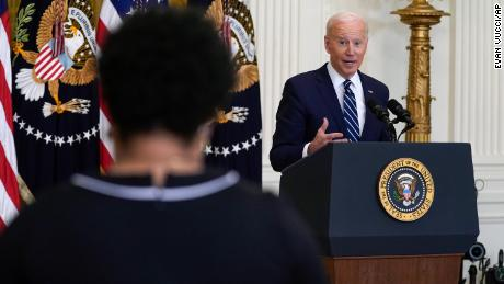 Biden says he 'kan't picture' US troops being in Afghanistan next year