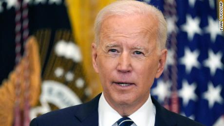 Biden calls new Georgia voting law 'Jim Crow in the 21st Century'