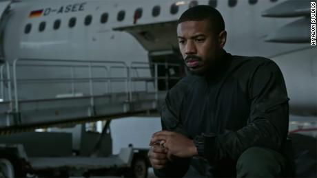 "Michael B. Jordan stars in ""Tom Clancy's Without Remorse."""