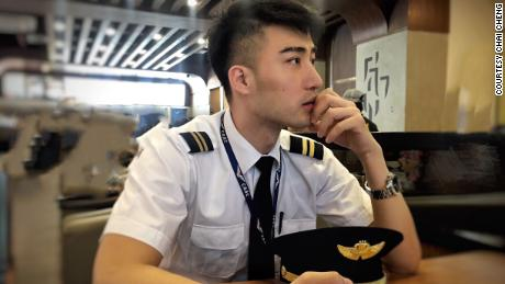 How kissing a pilot in an elevator changed this man's life and helped fight LGBTQ discrimination in China