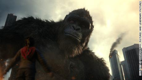 'Godzilla vs. Kong' debuts in theaters and on HBO Max (Courtesy of Warner Bros. Pictures and Legendary Pictures).