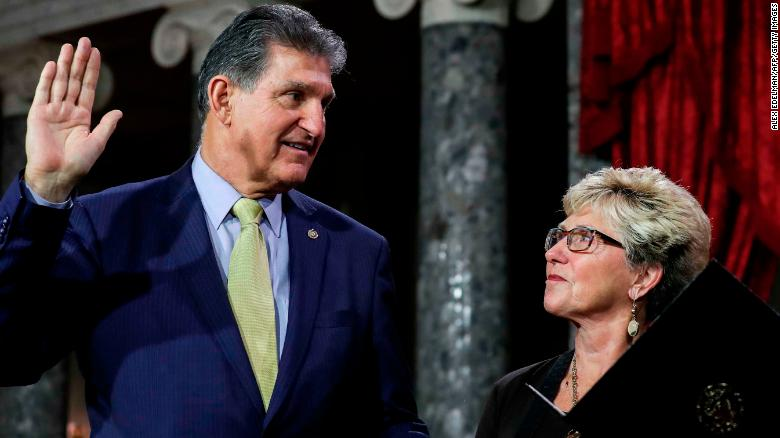Gayle Manchin nominated to be federal co-chair of Appalachian Regional Commission