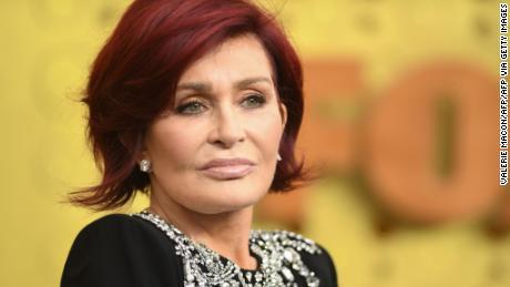 Sharon Osbourne está fuera de 'The Talk'