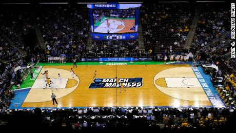 NCAA budget report shows it spent $  13.5 million more for men's 2018-19 basketball tournament than for women's