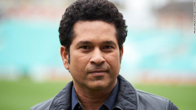 Indian cricket legend Sachin Tendulkar says he's tested positive for Covid-19
