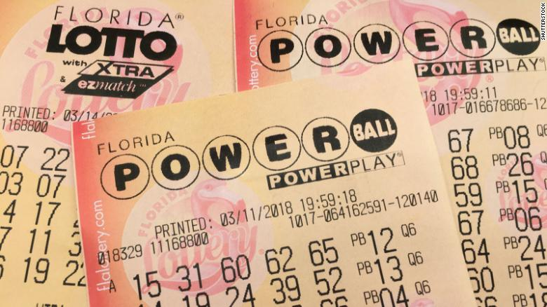 One ticket sold in Florida wins a $  238 million Powerball jackpot