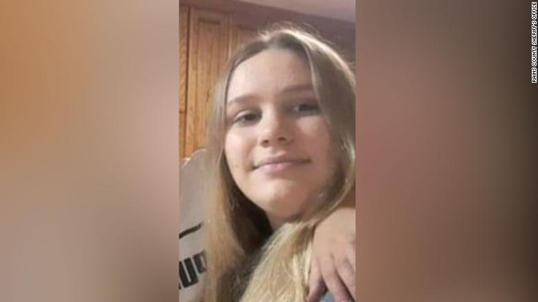 A teen girl abducted by a registered sex offender in Texas is in 'extreme danger,' sheriff's office says