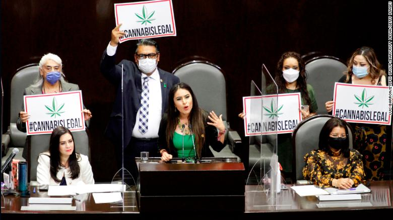 The fight to legalize cannabis in Mexico