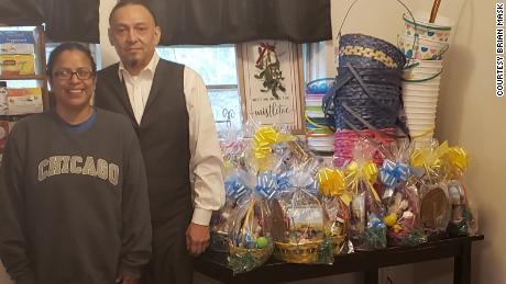 When Covid-19 came for their community, these Choctaw tribal members mobilized to feed and protect families