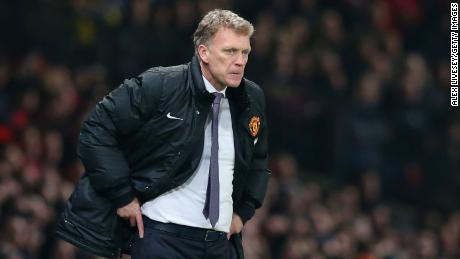 As Manchester United manager, David Moyes lasted less than a season.