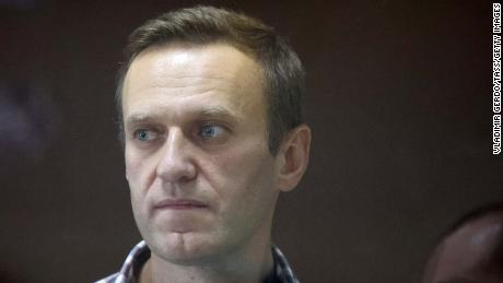 Lawyer: Russian opposition leader Navalny has spinal hernias