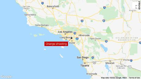 Four killed in shooting in Southern California, police say